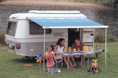 Oministor 2000 Pull Out Awning