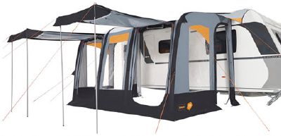 Eurovent Luna Aircamp 390 Inflatable Porch Awning