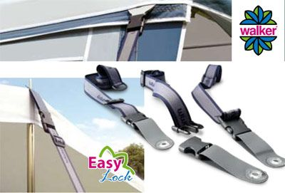 Walker Awnings: Storm Straps