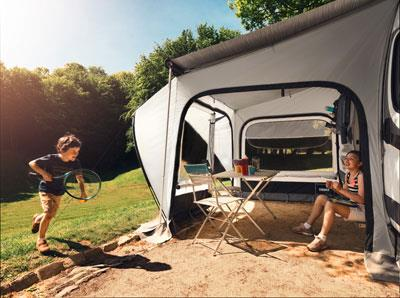 2020 Thule QuickFit - tent system