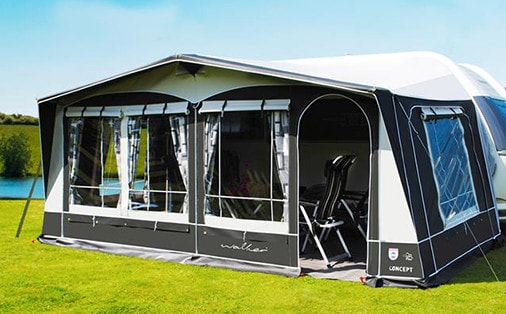 Caravan Awnings for Sale - Jeff Bowen Awnings